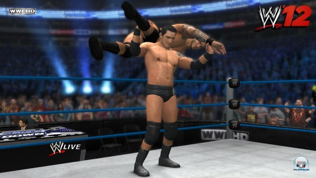 Screenshot - WWE '12 (PlayStation3) 2251982