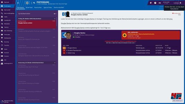 Screenshot - Football Manager 2019 (PC) 92577060