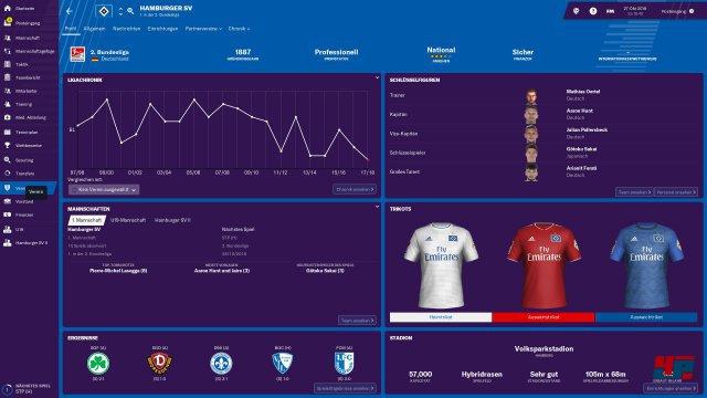 Screenshot - Football Manager 2019 (PC) 92577074