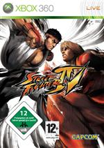Alle Infos zu Street Fighter IV (360)