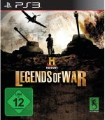 Alle Infos zu Legends of War (PlayStation3,PlayStation3,PlayStation3)