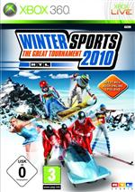 Alle Infos zu RTL Winter Sports 2010 - The Great Tournament (360)