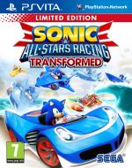 Alle Infos zu Sonic & All-Stars Racing: Transformed (PS_Vita)