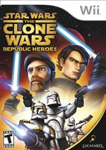 Alle Infos zu Star Wars: The Clone Wars - Republic Heroes (Wii)