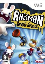 Alle Infos zu Rayman: Raving Rabbids (Wii)
