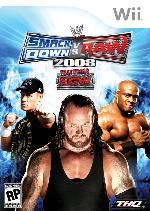 Alle Infos zu WWE SmackDown vs. Raw 2008 (Wii)