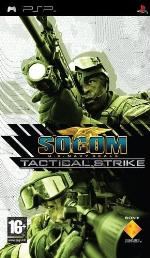 Alle Infos zu SOCOM: US Navy SEALs - Tactical Strike (PSP,PSP,PSP)