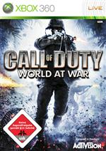 Alle Infos zu Call of Duty: World at War (360)