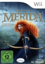 Alle Infos zu Merida - Legende der Highlands (Wii)