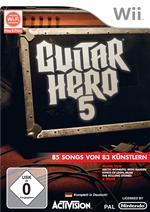Alle Infos zu Guitar Hero 5 (Wii)