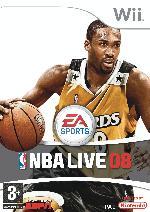 Alle Infos zu NBA Live 08 (Wii)