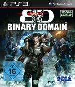 Alle Infos zu Binary Domain (PlayStation3)