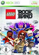Alle Infos zu Lego Rock Band (360)