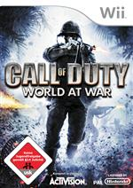 Alle Infos zu Call of Duty: World at War (Wii)