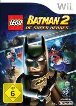 Alle Infos zu Lego Batman 2: DC Super Heroes (Wii)