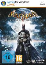 Alle Infos zu Batman: Arkham Asylum (PC)