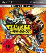 Alle Infos zu Anarchy Reigns (PlayStation3,PlayStation3)