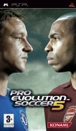 Alle Infos zu Pro Evolution Soccer 5 (PSP)