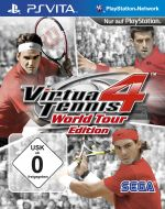 Alle Infos zu Virtua Tennis 4 (PS_Vita)