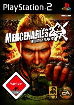 Alle Infos zu Mercenaries 2: World in Flames (PlayStation2)