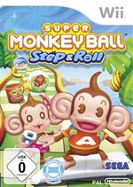 Alle Infos zu Super Monkey Ball: Step & Roll (Wii)