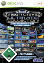 Alle Infos zu Sega Mega Drive Ultimate Collection (360)