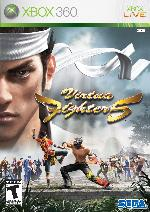 Alle Infos zu Virtua Fighter 5 (360)