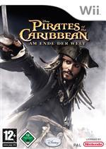 Alle Infos zu Pirates of the Caribbean: Am Ende der Welt (Wii)