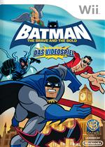 Alle Infos zu Batman: The Brave and the Bold - Das Videospiel (Wii)