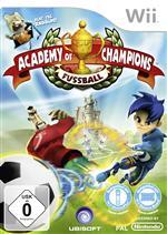 Alle Infos zu Academy of Champions: Fussball (Wii)