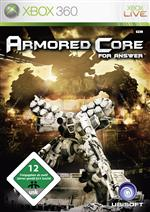 Alle Infos zu Armored Core: For Answer (360)