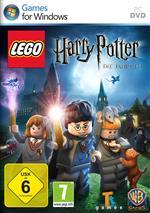 Alle Infos zu Lego Harry Potter: Die Jahre 1-4 (PC)