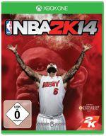 Alle Infos zu NBA 2K14 (XboxOne)