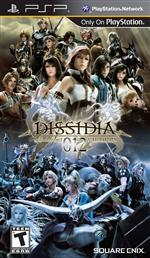 Alle Infos zu Dissidia 012: Final Fantasy (PSP,PSP,PSP)