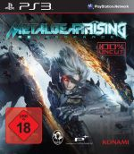 Alle Infos zu Metal Gear Rising: Revengeance (PlayStation3,PlayStation3,PlayStation3,PlayStation3)