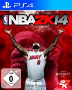 Alle Infos zu NBA 2K14 (PlayStation4)
