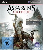 Alle Infos zu Assassin's Creed III (PlayStation3,PlayStation3,PlayStation3,PlayStation3)
