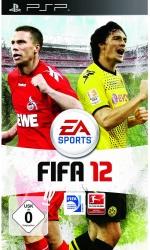 Alle Infos zu FIFA 12 (PSP)