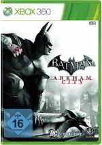 Alle Infos zu Batman: Arkham City (360)