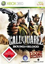Alle Infos zu Call of Juarez: Bound in Blood (360)