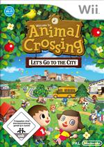 Alle Infos zu Animal Crossing: Let's Go to the City (Wii)