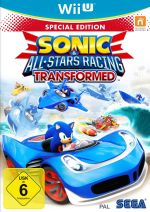 Alle Infos zu Sonic & All-Stars Racing: Transformed (Wii_U)