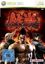 Alle Infos zu Tekken 6 (360)