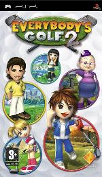 Alle Infos zu Everybody's Golf 2 (PSP)