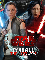 Alle Infos zu Star Wars Pinball: The Last Jedi (XboxOneX,Switch,PlayStation4Pro,PC)