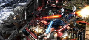 Flipper-Abenteuer mit Rey, Kylo Ren und Luke Sywalker