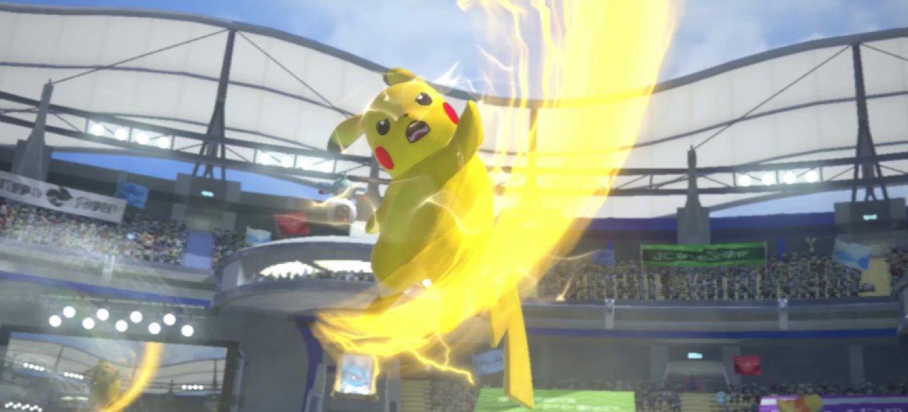 Pokémon Tekken (Action) von Bandai Namco / Nintendo