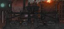 Dark Train: Eindrücke des düsteren Adventures im Papier-Design