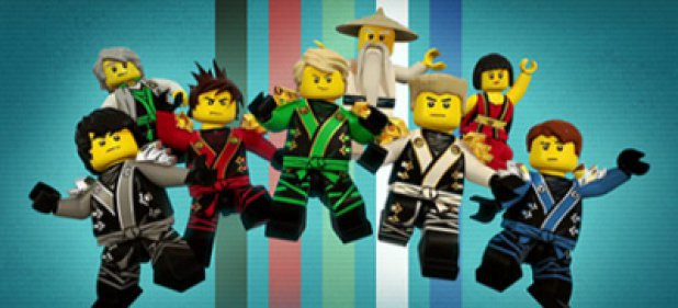 lego ninjago nindroids 3ds test news video. Black Bedroom Furniture Sets. Home Design Ideas