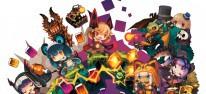 Lapis x Labyrinth: Helden stapeln und Edelsteine im Dungeon sammeln
